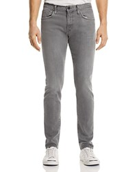 J Brand Tyler Slim Fit Jeans In Gray Luna