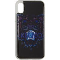 Kenzo Black Tiger Iphone Xs Case