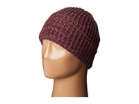 Converse Sherpa Lined Knit Beanie Deep Bordeaux Beanies Red