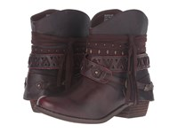 Not Rated Naoni Wine Women's Boots Burgundy