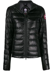 Canada Goose Padded Jacket Black