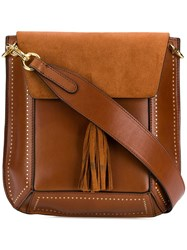 Isabel Marant Kansy Bag Brown
