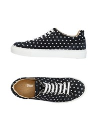 Gold Brothers Sneakers Dark Blue