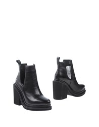 Windsor Smith Ankle Boots Black