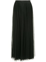 3821d017597 Needle And Thread Long Tulle Skirt Black