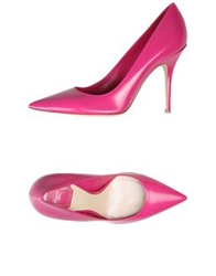 Christian Dior Dior Pumps Fuchsia