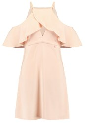 Elisabetta Franchi Cocktail Dress Party Dress Nudo Nude