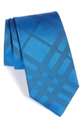 Burberry Men's 'Forevers' Check Silk Tie
