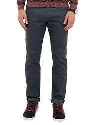 Ted Baker Social Straight Jeans Grey