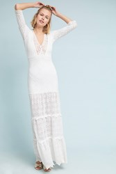Nightcap Hazel Maxi Dress Ivory