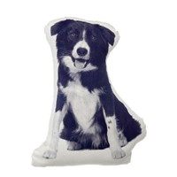 Areaware Border Collie Mini Cushion