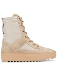Yeezy Military Boots Nude Neutrals