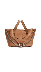Meli Melo Linked Thela Medium Tote Bag Tan