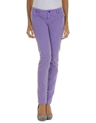 Jfour Casual Pants Purple