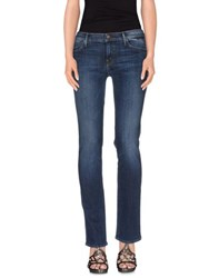 Mother Denim Denim Trousers Women