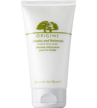 Origins Checks And Balancestm Frothy Face Wash 150Ml
