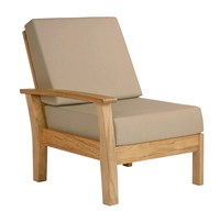 Barlow Tyrie Haven Deep Seating Left Arm Chair