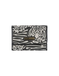 Braccialini Wallets Steel Grey
