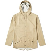 Rains Classic Jacket Brown
