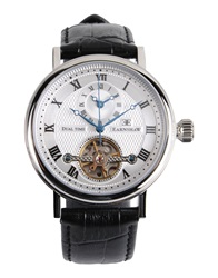 Earnshaw Wrist Watches Silver