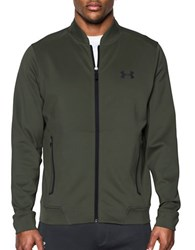 Under Armour Elevated Bomber Jacket Green