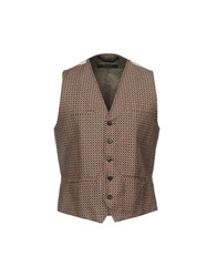 Messagerie Vests Maroon