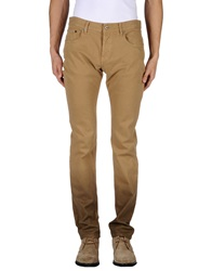Love Moschino Casual Pants Camel