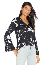 Feel The Piece Nadja Top Black And White