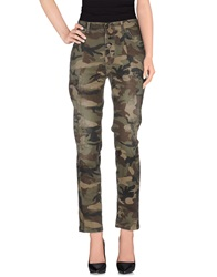 Twenty Easy By Kaos Jeans Military Green