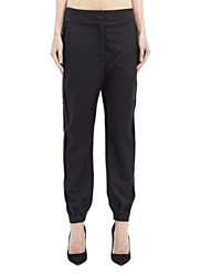 Damir Doma Pine Cuffed Pants Black