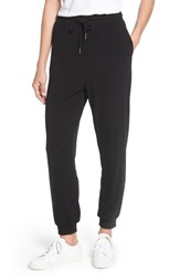 Caslon Off Duty Jogger Pants Black