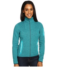Arc'teryx Covert Cardigan Niagara Women's Sweater Blue