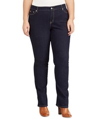 Lauren Ralph Lauren Plus Slim Boot Cut Jeans