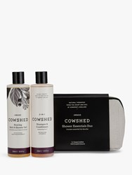 Cowshed Active Shower Essentials Bodycare Gift Set