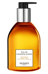 Hermes Eau De Mandarine Ambree Hand And Body Cleansing Gel