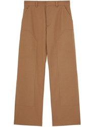 Burberry Twill Tailored Trousers 60
