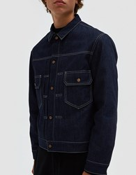 Pierre Louis Mascia Miralo Denim Jacket