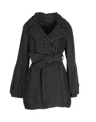 Fornarina Coats And Jackets Coats Women Black