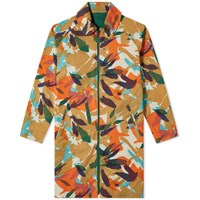 Nigel Cabourn X Element Murray Long Reversible Jacket Multi
