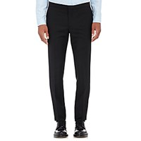 Paul Smith Men's Tuxedo Trouser Black Blue Black Blue