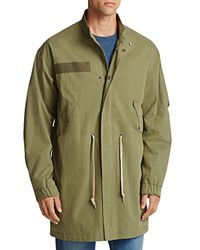 Barney Cools Gypsy Anorak Green