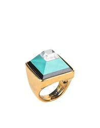 Marc By Marc Jacobs Rings Gold
