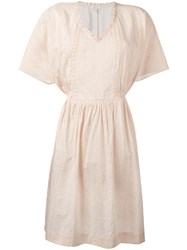 Bellerose Havane Dress Nude Neutrals