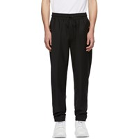 Givenchy Black Jogger Trousers