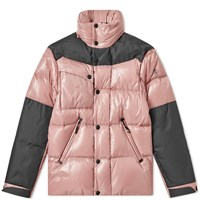 Moncler Grenoble Palu Down Jacket Pink