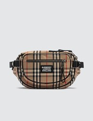 Burberry Logo Belt Bag Beige