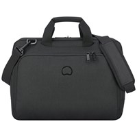 Delsey Esplanade 2 Compartment Briefcase Black