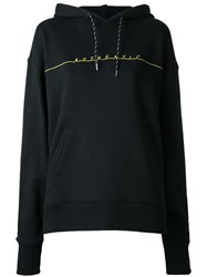 G.V.G.V. Authentic Hoodie Black