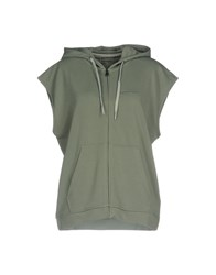 Peak Performance Topwear Sweatshirts Military Green