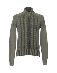 Bomboogie Cardigans Military Green